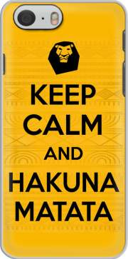 Keep Calm And Hakuna Matata skal för Iphone 6 4.7