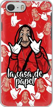 skal La casa de papel clipart för iphone-6