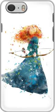 skal Merida Watercolor för iphone-6
