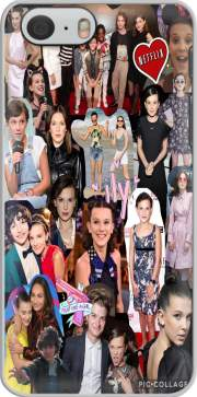 skal Millie Bobby Brown collage for Iphone 6 4.7