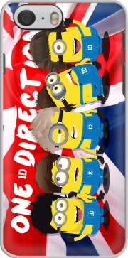 Minions mashup One Direction 1D skal för Iphone 6 4.7