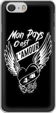 skal Mon pays cest lamour for Iphone 6 4.7