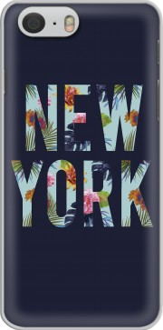 New York Floral skal för Iphone 6 4.7