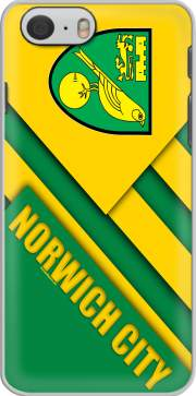 skal Norwich City for Iphone 6 4.7
