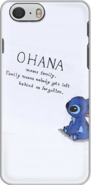 Ohana Means Family skal för Iphone 6 4.7