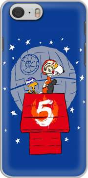 skal Peanut Snoopy x StarWars for Iphone 6 4.7