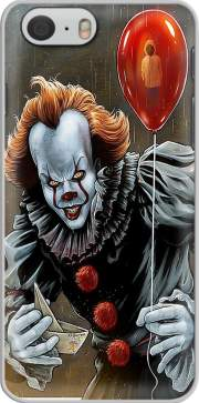skal Pennywise Ca Clown Red Ballon for Iphone 6 4.7