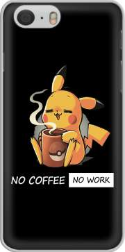 skal Pikachu Coffee Addict for Iphone 6 4.7