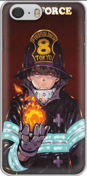 skal Shinra kusakabe fire force for Iphone 6 4.7
