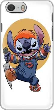 skal Stitch X Chucky Halloween för iphone-6