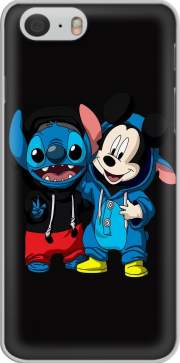 skal Stitch x The mouse för iphone-6