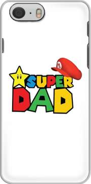 skal Super Dad Mario humour for Iphone 6 4.7