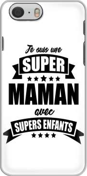 skal Super maman avec super enfants for Iphone 6 4.7