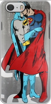 skal Superman And Batman Kissing For Equality för iphone-6