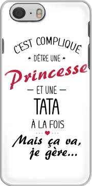 skal Tata et Princesse for Iphone 6 4.7