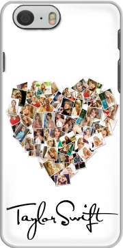 skal Taylor Swift Love Fan Collage signature för iphone-6