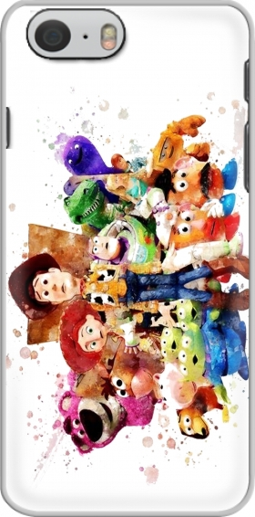 skal Toy Story Watercolor för Iphone 6 4.7