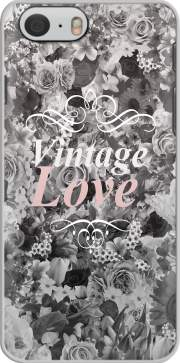 Vintage love in black and white skal för Iphone 6 4.7