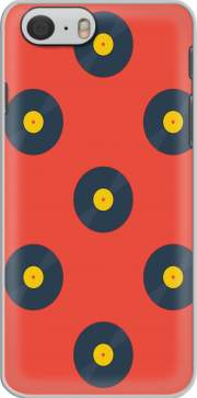 skal Vynile Music Disco Pattern for Iphone 6 4.7