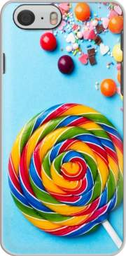 skal Waffle Cone Candy Lollipop for Iphone 6 4.7