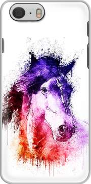 watercolor horse skal för Iphone 6 4.7