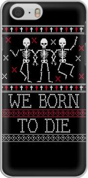 skal We born to die Ugly Halloween for Iphone 6 4.7