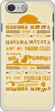 skal What means Hakuna Matata for Iphone 6 4.7