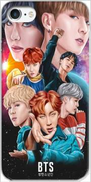 skal BTS DNA FanArt för Iphone 7 / Iphone 8