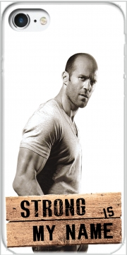 skal Jason statham Strong is my name för Iphone 7 / Iphone 8
