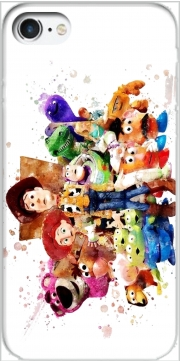 skal Toy Story Watercolor för Iphone 7 / Iphone 8