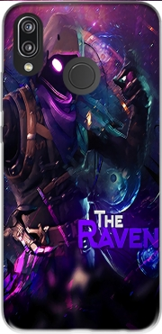 skal Fortnite The Raven för Huawei P20 Lite