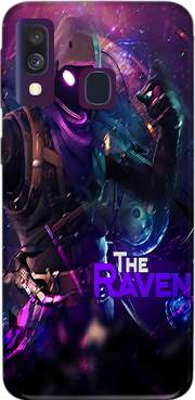 skal Fortnite The Raven för Samsung Galaxy A40