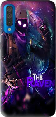 skal Fortnite The Raven för Samsung Galaxy A50
