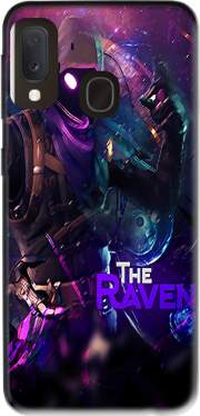 skal Fortnite The Raven för Samsung Galaxy A20E