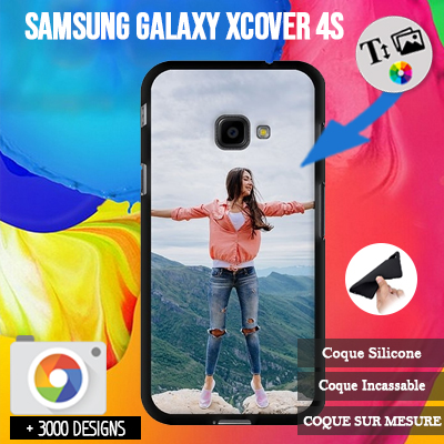 skal Samsung Galaxy Xcover 4s