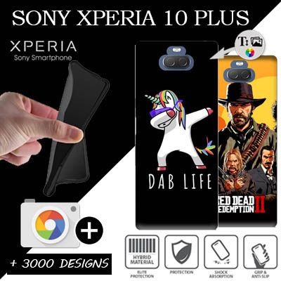 skal Sony Xperia 10 Plus